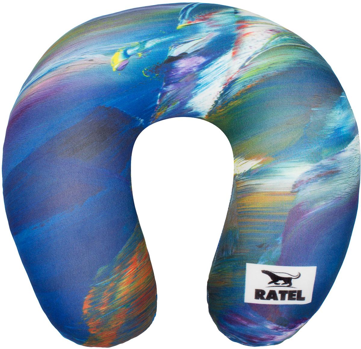 Подушка для путешествий Ratel  Волна  - Подушки