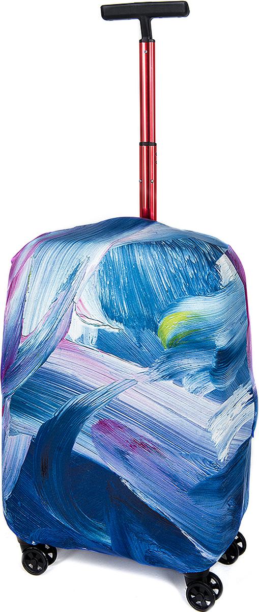 Чехол для чемодана RATEL Природа. Размер L (высота чемодана: 65-75 см.)A007LСтильный и практичный чехол RATEL всегда защитит ваш чемодан. Размер L предназначен для больших чемоданов высотой от65 см до75 см (только высота чемодана без учета высоты колес). Благодаря прочной иэластичной ткани чехол RATEL отличносадится на любой чемодан. Все важные части чемодана полностью защищены, а для боковых ручек предусмотрены двепотайные молнии. Внизу чехла - упрочненная молния-трактор. Ткань чехла приятная на ощупь, не скользит и легко надеваетсяна чемодан. Наличие запатентованного кармашка на чехле служит ориентиром и позволяет быстро и правильнонадеть чехол. Назначение чехла Ratel:Защищает чемодан от пыли, грязи иразных повреждений. Экономит ваши деньги и время наобмотке пленкой чемодана в аэропорту. Защищает ваш багаж от вскрытия. Предупреждает перевес. Чехол легко и быстро снять счемодана и переложить лишние вещи, в отличие от обмотки. Яркая индивидуальность. Вы никогда не перепутаете свой чемодан с чужимкак на багажной ленте в аэропорту, так ив туристическом автобусе. Легкий и компактный, не добавляет веса, не занимает места.Складывается сам в себя. Характеристики:Материал: бифлекс, плотность - 240 грамм.Тип застежки: молния. Размерчемодана: L (высота чемодана 65-75 см без учета высоты колес).