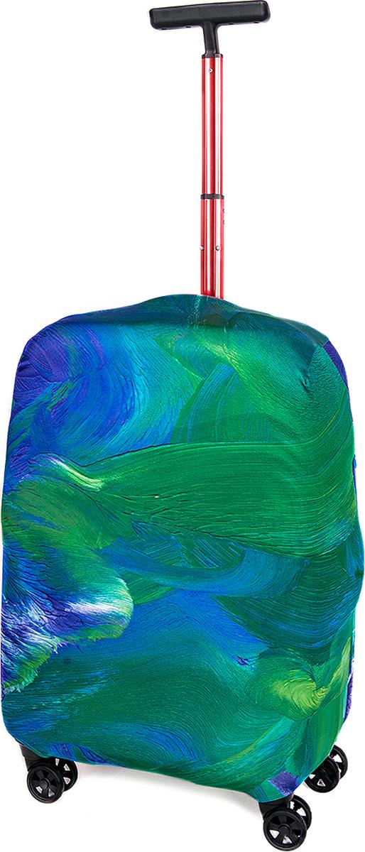 Чехол для чемодана RATEL Небо. Размер L (высота чемодана: 65-75 см.)