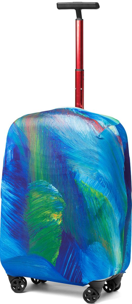 Чехол для чемодана RATEL Чайное дерево. Размер M (высота чемодана: 57-64 см.) чемодан samsonite чемодан 80 см pro dlx 4
