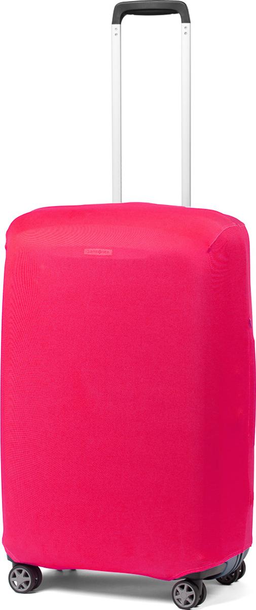 Чехол для чемодана RATEL Пурпур. Размер L (высота чемодана: 65-75 см.)