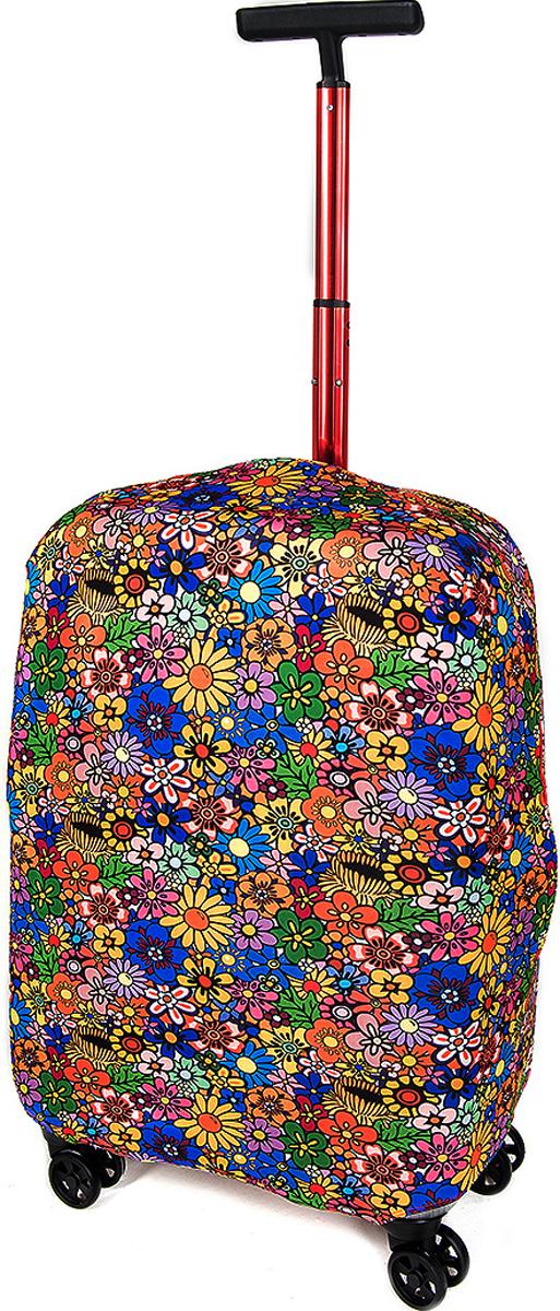 Чехол для чемодана RATEL Луг. Размер M (высота чемодана: 57-64 см.)C001MСтильный и практичный чехол RATEL всегда защитит ваш чемодан. Размер М предназначен для средних чемоданов высотой от 57 см до 64 см(только высота чемодана без учета высоты колес). Благодаря прочной иэластичной ткани чехол RATEL отлично садится на любой чемодан. Всеважные части чемодана полностью защищены, а для боковых ручек предусмотрены две потайные молнии. Внизу чехла - упрочненная молния- трактор. Ткань чехла приятная на ощупь, не скользит и легко надевается на чемодан. Наличие запатентованного кармашка на чехле служиториентиром и позволяет быстро и правильнонадеть чехол. Назначение чехла Ratel:Защищает чемодан от пыли, грязи иразных повреждений. Экономит ваши деньги и время наобмотке пленкой чемодана в аэропорту. Защищает ваш багаж от вскрытия. Предупреждает перевес. Чехол легко и быстро снять счемодана и переложить лишние вещи, в отличие от обмотки. Яркая индивидуальность. Вы никогда не перепутаете свой чемодан с чужимкак на багажной ленте в аэропорту, так ив туристическом автобусе. Легкий и компактный, не добавляет веса, не занимает места.Складывается сам в себя. Характеристики:Материал: бифлекс, плотность - 240 грамм.Тип застежки: молния. Размерчемодана: M (высота чемодана: 57-64 см без учета высоты колес).