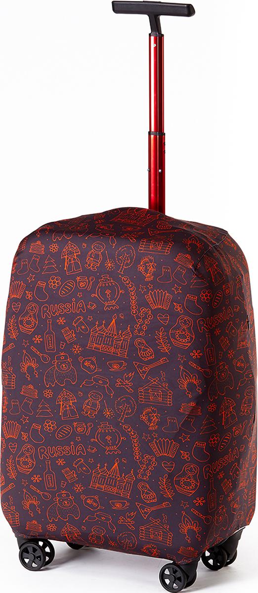 Чехол для Чемодана RATEL Москва. Размер S (высота чемодана: 45-50 см.)C005SСтильный и практичный чехол RATEL всегда защитит ваш чемодан. Размер S предназначен для маленьких чемоданов высотой от 45 см до50 см(высота чемодана без учета высоты колес). Благодаря прочной иэластичной ткани чехол RATEL отлично садится на любой чемодан. Все важныечасти чемодана полностью защищены, а для боковых ручек предусмотрены две потайные молнии. Внизу чехла - упрочненная молния-трактор.Ткань чехла приятная на ощупь, не скользит и легко надевается на чемодан. Наличие запатентованного кармашка на чехле служит ориентиром ипозволяет быстро и правильнонадеть чехол. Назначение чехла Ratel:Защищает чемодан от пыли, грязи иразных повреждений. Экономит ваши деньги и время наобмотке пленкой чемодана в аэропорту. Защищает ваш багаж от вскрытия. Предупреждает перевес. Чехол легко и быстро снять счемодана и переложить лишние вещи, в отличие от обмотки. Яркая индивидуальность. Вы никогда не перепутаете свой чемодан с чужимкак на багажной ленте в аэропорту, так ив туристическом автобусе. Легкий и компактный, не добавляет веса, не занимает места.Складывается сам в себя. Характеристики:Материал: бифлекс, плотность - 240 грамм.Тип застежки: молния. Размерчемодана: S (высота чемодана: 45-50 см без учета высоты колес).