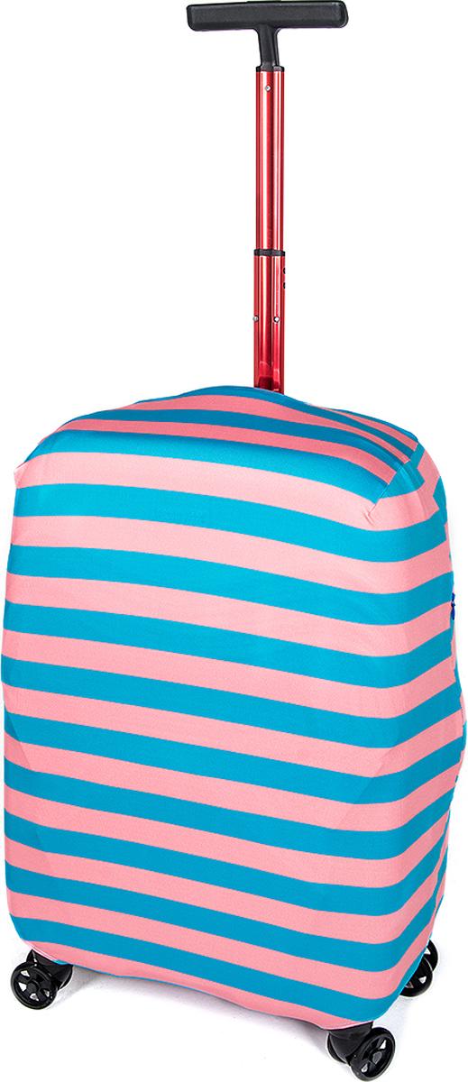 Чехол для чемоданаRATEL Бриз. Размер M (высота чемодана: 57-64 см.)D001MСтильный и практичный чехол RATEL всегда защитит ваш чемодан. Размер М предназначен для средних чемоданов высотой от 57 см до 64 см (только высота чемодана без учета высоты колес). Благодаря прочной иэластичной ткани чехол RATEL отлично садится на любой чемодан. Все важные части чемодана полностью защищены, а для боковых ручек предусмотрены две потайные молнии. Внизу чехла - упрочненная молния-трактор. Ткань чехла приятная на ощупь, не скользит и легко надевается на чемодан. Наличие запатентованного кармашка на чехле служит ориентиром и позволяет быстро и правильнонадеть чехол.Назначение чехла Ratel:Защищает чемодан от пыли, грязи иразных повреждений. Экономит ваши деньги и время на обмотке пленкой чемодана в аэропорту. Защищает ваш багаж от вскрытия. Предупреждает перевес. Чехол легко и быстро снять с чемодана и переложить лишние вещи, в отличие от обмотки. Яркая индивидуальность. Вы никогда не перепутаете свой чемодан с чужим как на багажной ленте в аэропорту, так ив туристическом автобусе. Легкий и компактный, не добавляет веса, не занимает места. Складывается сам в себя. Характеристики:Материал: бифлекс, плотность - 240 грамм.Тип застежки: молния. Размер чемодана: M (высота чемодана: 57-64 см без учета высоты колес).