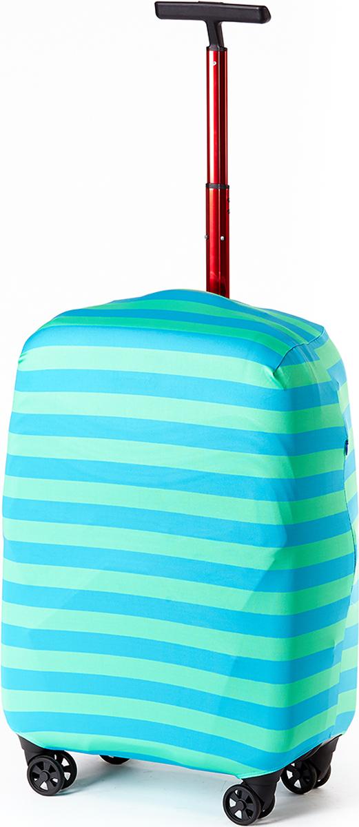 Чехол для чемоданаRATEL Морской бриз. Размер L (высота чемодана: 65-75 см.)D002LСтильный и практичный чехол RATEL всегда защитит ваш чемодан. Размер L предназначен для больших чемоданов высотой от65 см до75 см (только высота чемодана без учета высоты колес). Благодаря прочной иэластичной ткани чехол RATEL отличносадится на любой чемодан. Все важные части чемодана полностью защищены, а для боковых ручек предусмотрены двепотайные молнии. Внизу чехла - упрочненная молния-трактор. Ткань чехла приятная на ощупь, не скользит и легко надеваетсяна чемодан. Наличие запатентованного кармашка на чехле служит ориентиром и позволяет быстро и правильнонадеть чехол. Назначение чехла Ratel:Защищает чемодан от пыли, грязи иразных повреждений. Экономит ваши деньги и время наобмотке пленкой чемодана в аэропорту. Защищает ваш багаж от вскрытия. Предупреждает перевес. Чехол легко и быстро снять счемодана и переложить лишние вещи, в отличие от обмотки. Яркая индивидуальность. Вы никогда не перепутаете свой чемодан с чужимкак на багажной ленте в аэропорту, так ив туристическом автобусе. Легкий и компактный, не добавляет веса, не занимает места.Складывается сам в себя. Характеристики:Материал: бифлекс, плотность - 240 грамм.Тип застежки: молния. Размерчемодана: L (высота чемодана 65-75 см без учета высоты колес).
