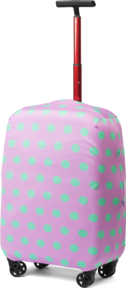 Чехол для чемоданаRATEL Горох фиолетовый. Размер M (высота чемодана: 57-64 см.)D004MСтильный и практичный чехол RATEL всегда защитит ваш чемодан. Размер М предназначен для средних чемоданов высотой от 57 см до 64 см (только высота чемодана без учета высоты колес). Благодаря прочной иэластичной ткани чехол RATEL отлично садится на любой чемодан. Все важные части чемодана полностью защищены, а для боковых ручек предусмотрены две потайные молнии. Внизу чехла - упрочненная молния-трактор. Ткань чехла приятная на ощупь, не скользит и легко надевается на чемодан. Наличие запатентованного кармашка на чехле служит ориентиром и позволяет быстро и правильнонадеть чехол.Назначение чехла Ratel:Защищает чемодан от пыли, грязи иразных повреждений. Экономит ваши деньги и время на обмотке пленкой чемодана в аэропорту. Защищает ваш багаж от вскрытия. Предупреждает перевес. Чехол легко и быстро снять с чемодана и переложить лишние вещи, в отличие от обмотки. Яркая индивидуальность. Вы никогда не перепутаете свой чемодан с чужим как на багажной ленте в аэропорту, так ив туристическом автобусе. Легкий и компактный, не добавляет веса, не занимает места. Складывается сам в себя. Характеристики:Материал: бифлекс, плотность - 240 грамм.Тип застежки: молния. Размер чемодана: M (высота чемодана: 57-64 см без учета высоты колес).