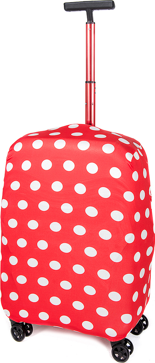 Чехол для чемоданаRATEL Горох красный. Размер S (высота чемодана: 45-50 см.)D005SСтильный и практичный чехол RATEL всегда защитит ваш чемодан. Размер S предназначен для маленьких чемоданов высотой от 45 см до50 см(высота чемодана без учета высоты колес). Благодаря прочной иэластичной ткани чехол RATEL отлично садится на любой чемодан. Все важныечасти чемодана полностью защищены, а для боковых ручек предусмотрены две потайные молнии. Внизу чехла - упрочненная молния-трактор.Ткань чехла приятная на ощупь, не скользит и легко надевается на чемодан. Наличие запатентованного кармашка на чехле служит ориентиром ипозволяет быстро и правильнонадеть чехол. Назначение чехла Ratel:Защищает чемодан от пыли, грязи иразных повреждений. Экономит ваши деньги и время наобмотке пленкой чемодана в аэропорту. Защищает ваш багаж от вскрытия. Предупреждает перевес. Чехол легко и быстро снять счемодана и переложить лишние вещи, в отличие от обмотки. Яркая индивидуальность. Вы никогда не перепутаете свой чемодан с чужимкак на багажной ленте в аэропорту, так ив туристическом автобусе. Легкий и компактный, не добавляет веса, не занимает места.Складывается сам в себя. Характеристики:Материал: бифлекс, плотность - 240 грамм.Тип застежки: молния. Размерчемодана: S (высота чемодана: 45-50 см без учета высоты колес).