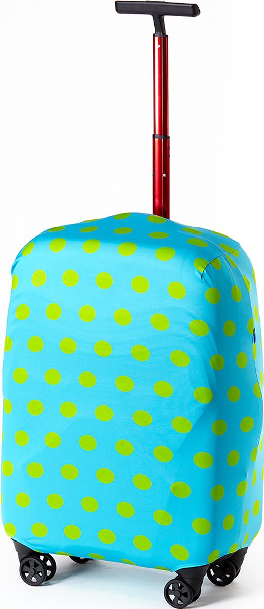 Чехол для чемоданаRATEL Горох желтый на голубом. Размер M (высота чемодана: 57-64 см.)D007MСтильный и практичный чехол RATEL всегда защитит ваш чемодан. Размер М предназначен для средних чемоданов высотой от 57 см до 64 см (только высота чемодана без учета высоты колес). Благодаря прочной иэластичной ткани чехол RATEL отлично садится на любой чемодан. Все важные части чемодана полностью защищены, а для боковых ручек предусмотрены две потайные молнии. Внизу чехла - упрочненная молния-трактор. Ткань чехла приятная на ощупь, не скользит и легко надевается на чемодан. Наличие запатентованного кармашка на чехле служит ориентиром и позволяет быстро и правильнонадеть чехол.Назначение чехла Ratel:Защищает чемодан от пыли, грязи иразных повреждений. Экономит ваши деньги и время на обмотке пленкой чемодана в аэропорту. Защищает ваш багаж от вскрытия. Предупреждает перевес. Чехол легко и быстро снять с чемодана и переложить лишние вещи, в отличие от обмотки. Яркая индивидуальность. Вы никогда не перепутаете свой чемодан с чужим как на багажной ленте в аэропорту, так ив туристическом автобусе. Легкий и компактный, не добавляет веса, не занимает места. Складывается сам в себя. Характеристики:Материал: бифлекс, плотность - 240 грамм.Тип застежки: молния. Размер чемодана: M (высота чемодана: 57-64 см без учета высоты колес).