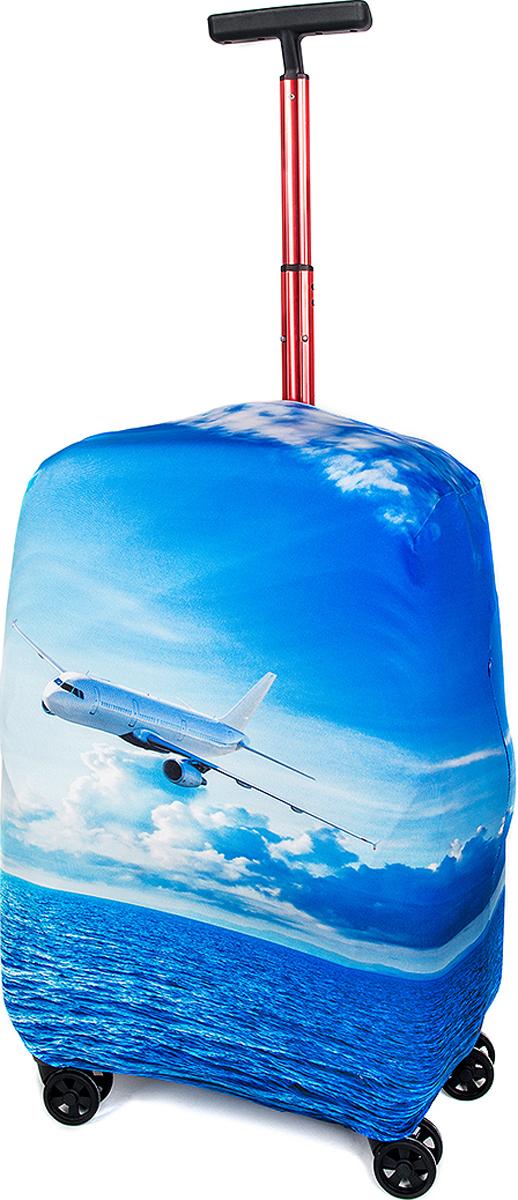 Чехол для чемодана RATEL Полет. Размер L (высота чемодана: 75-85 см.)