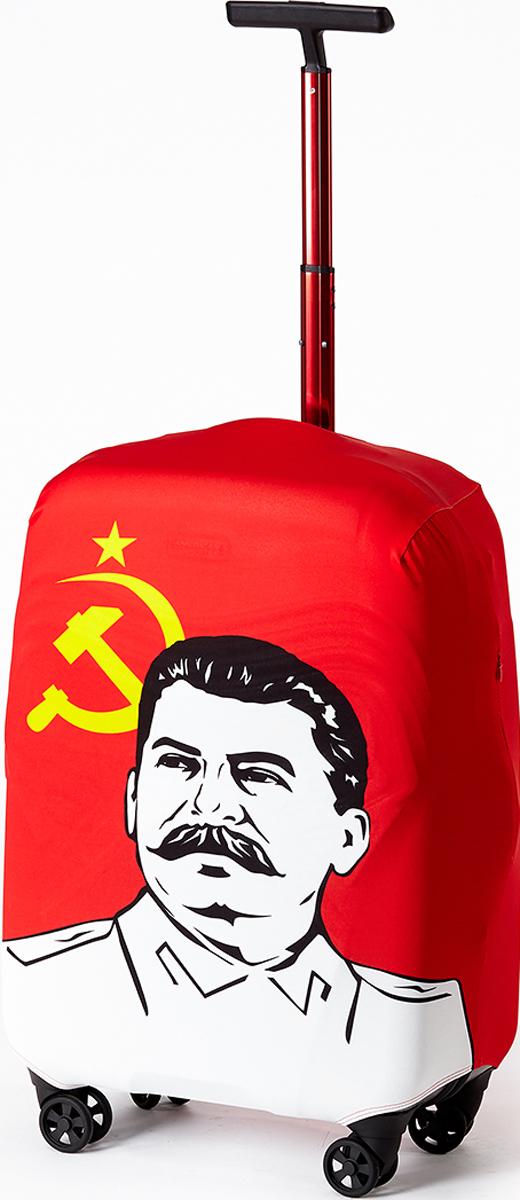 Чехол для чемодана RATEL Сталин. Размер S (высота чемодана: 45-50 см.) чемодан samsonite чемодан 80 см pro dlx 4