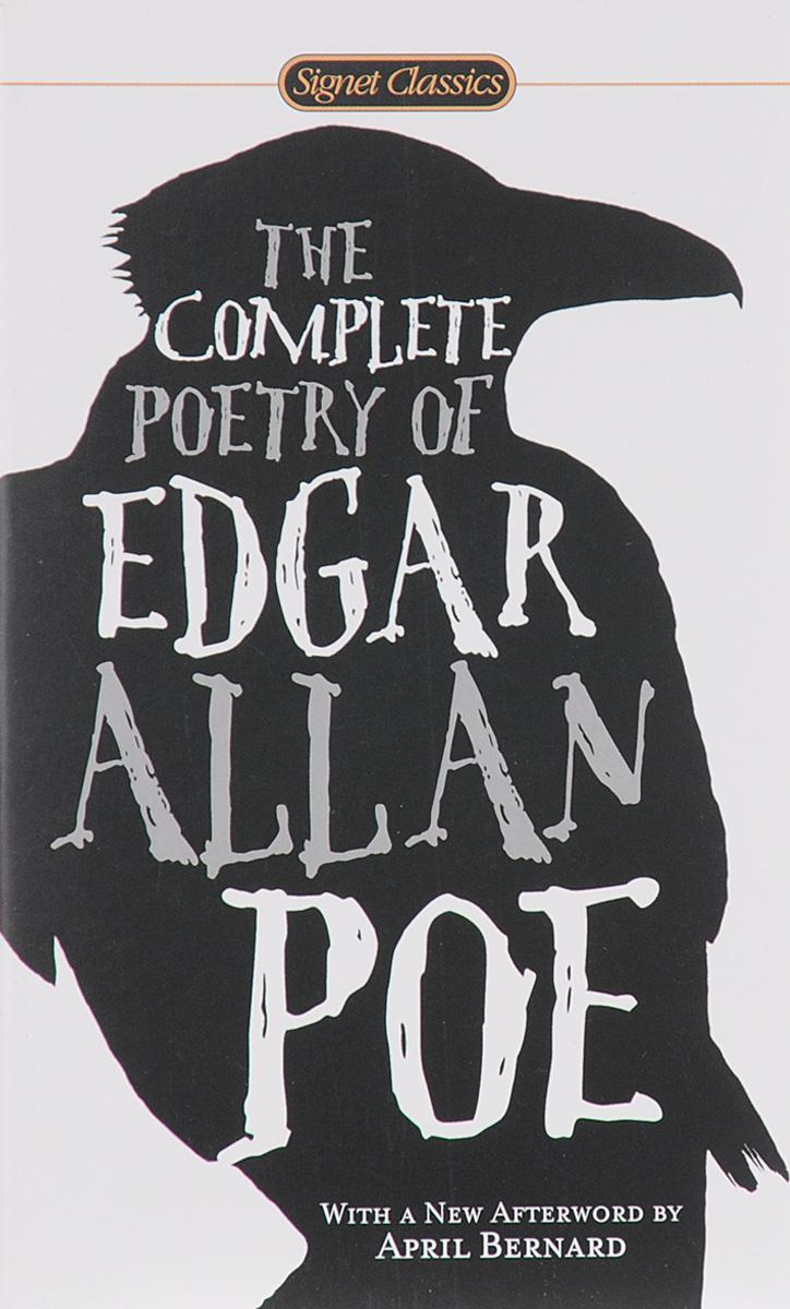 The Complete Poetry of Edgar Allan Poe edgar allan poe punase surma mask