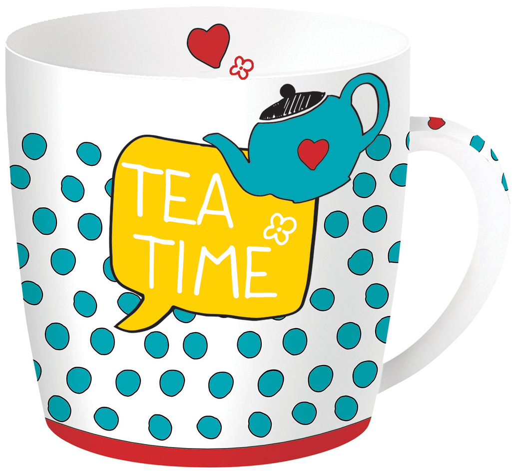 Кружка Nuova R2S Чай, 350 мл. 217TETI217TETI