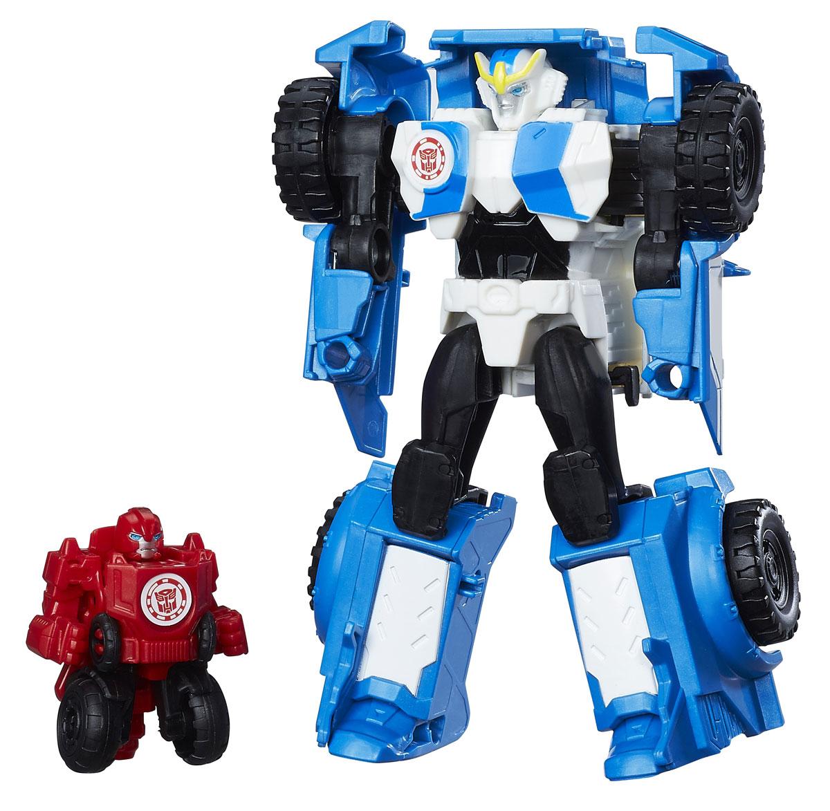 Transformers Трансформер Combiner Force Trickout & Strongarm transformers трансформер combiner force windblade