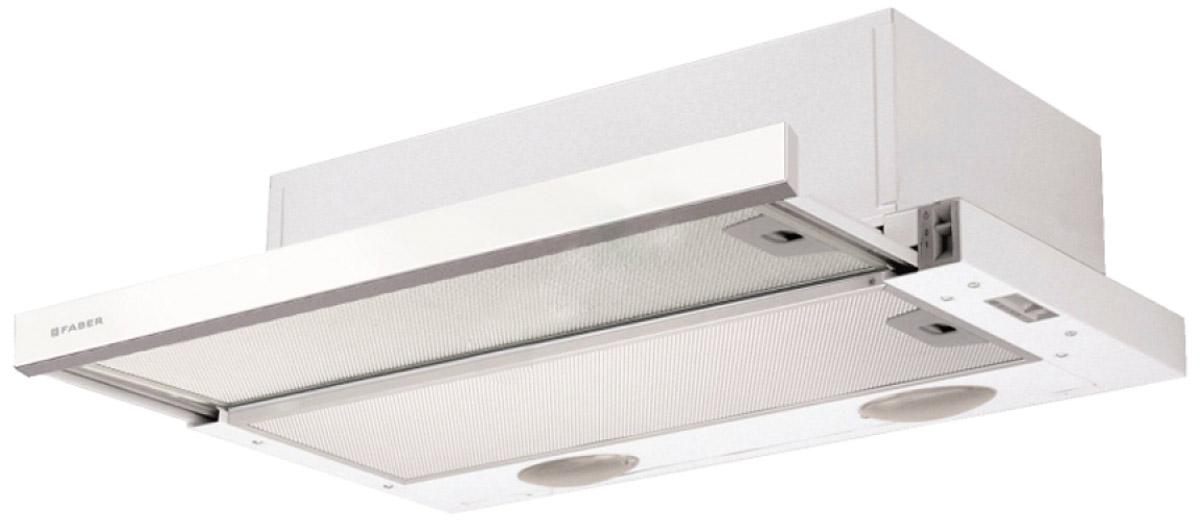 Faber Flexa Glass M6 A60, White вытяжка110.0294.082
