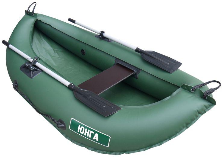 Лодка Тонар Юнга, цвет: зеленый130951Лодка ЮНГА - одноместная гребная лодка, удачно сочетающая минимальный вес, отличные ходовые качества и высокую надежность. При изготовлении лодок применяется ПВХ-ткань плотностью 650 г/м2., а также лучшие комплектующие, представленные на рынке. Современный гармоничный дизайн. Лодка комплектуется 5л. помпой и клапанами Bravo. Выдерживает 5-кратное превышение рабочего давления. Надежные леера из полипропиленового каната. Алюминиевые весла с большой лопастью. Жесткие фиксаторы сидений. Технические характеристики лодки ЮНГА: Длина наибольшая - 2,0 м. Ширина наибольшая - 1,1 м. Диаметр баллона наибольший - 0,32 м. Масса изделия в комплекте - 9,5 кг. Грузоподъемность - 170 кг. Пассажировместимость - 1 человек. Количество герметичных отсеков - 2 шт. Рабочее давление в баллоне - 0,18 кгс/см2. Габариты лодки в упаковке - 0,7 х 0,25 х 0,25 м.