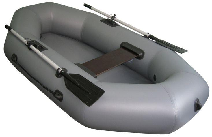 Лодка Тонар Бриз 220, цвет: серый резиновые лодки для рыбалки цены