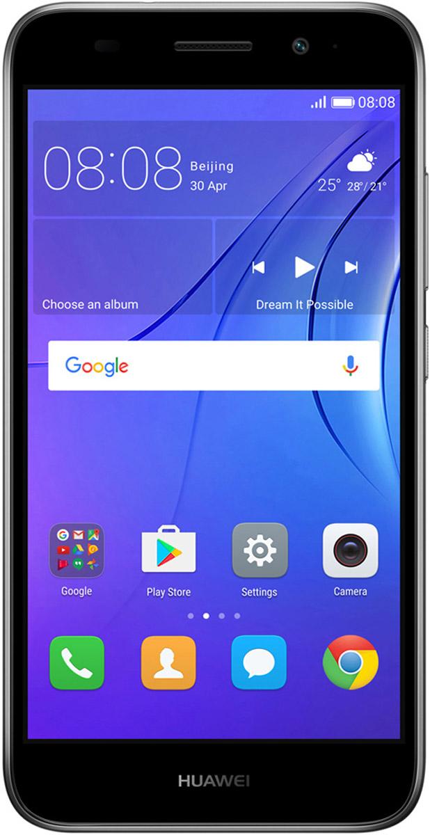 Huawei Y3 2017, Grey