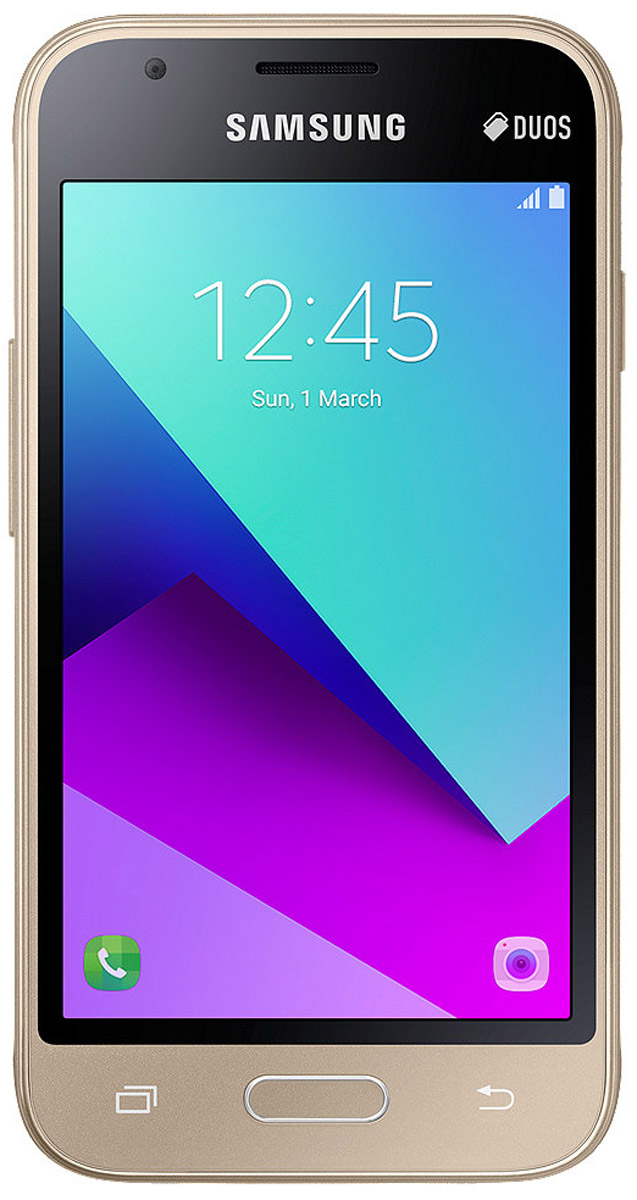 Samsung Galaxy J1 Mini Prime SM-J106F, Gold