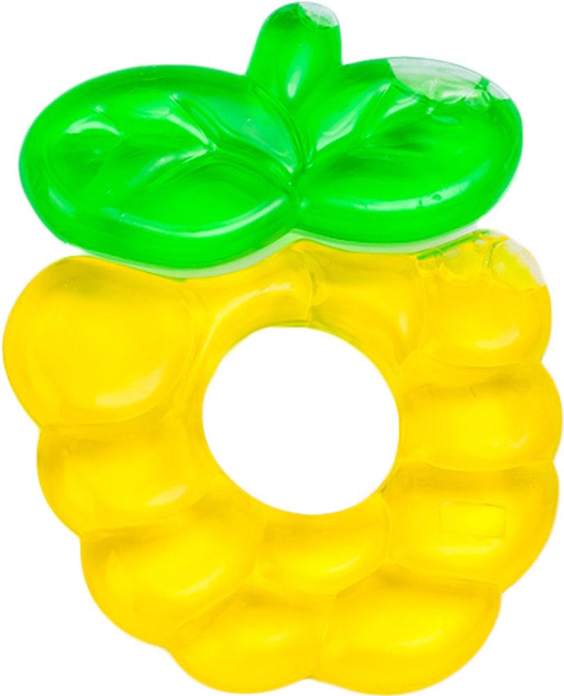 Canpol Babies Прорезыватель охлаждающий Ягодка цвет желтый прорезыватель охлаждающий canpol babies fruits ягодка фиолетовый