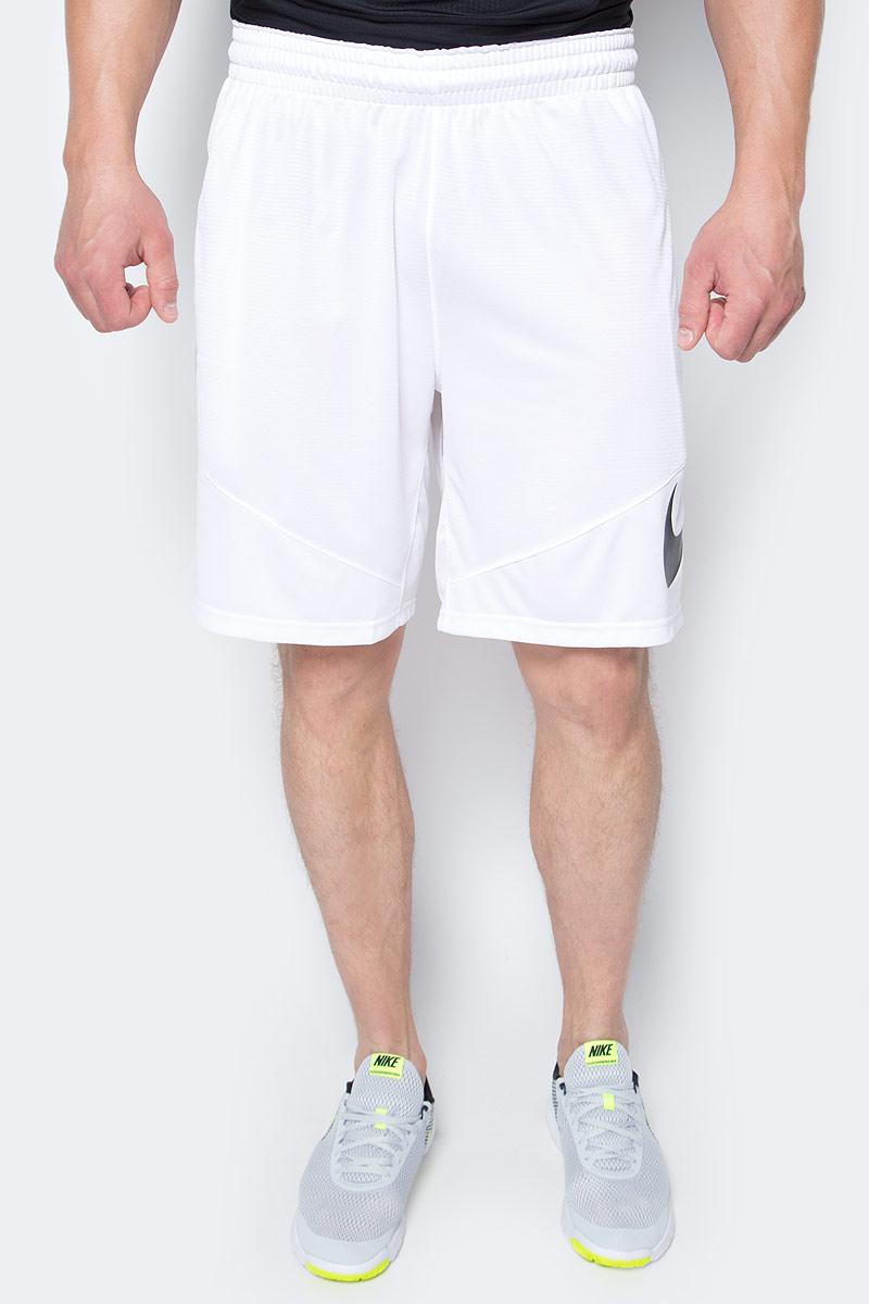 Шорты мужские Nike Hbr Short, цвет: белый. 718830-100. Размер XXL (54/56)
