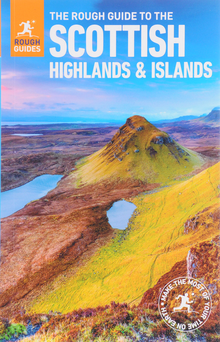 Фото The Rough Guide to Scottish Highlands & Islands dk eyewitness top 10 travel guide scotland