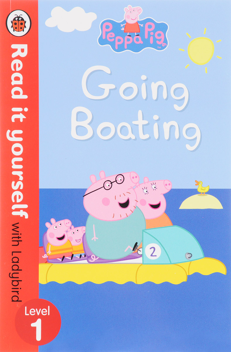 Peppa Pig: Going Boating: Level 1 man who shot out my eye is dead the