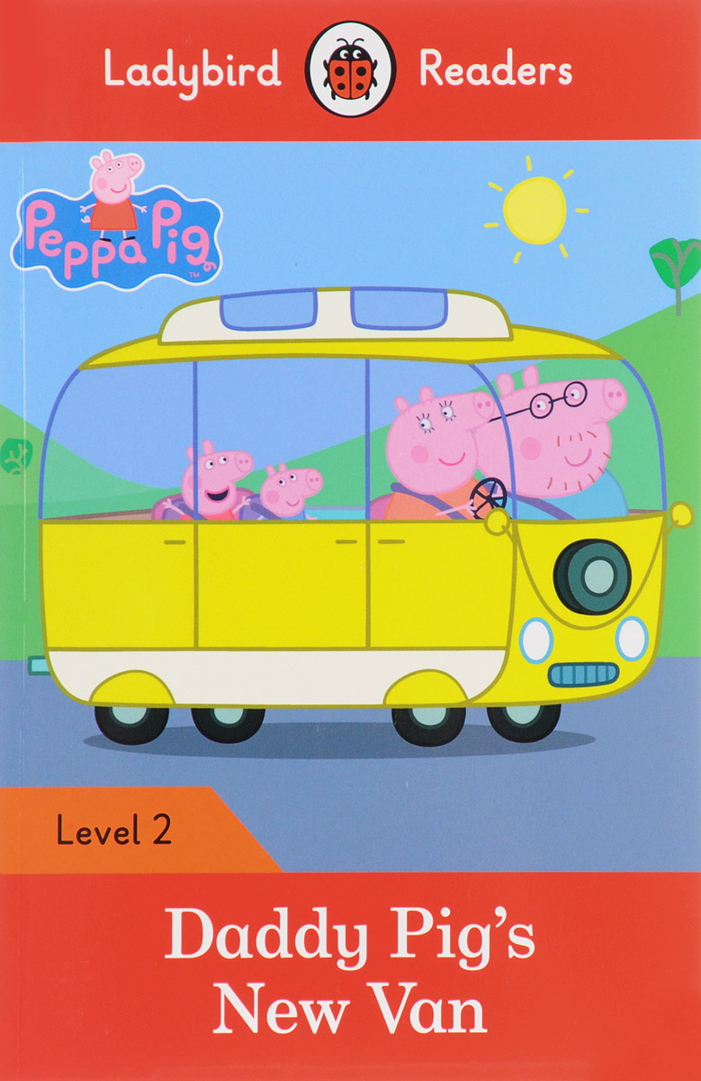 Peppa Pig: Daddy Pig's New Van: Level 2 peppa pig daddy