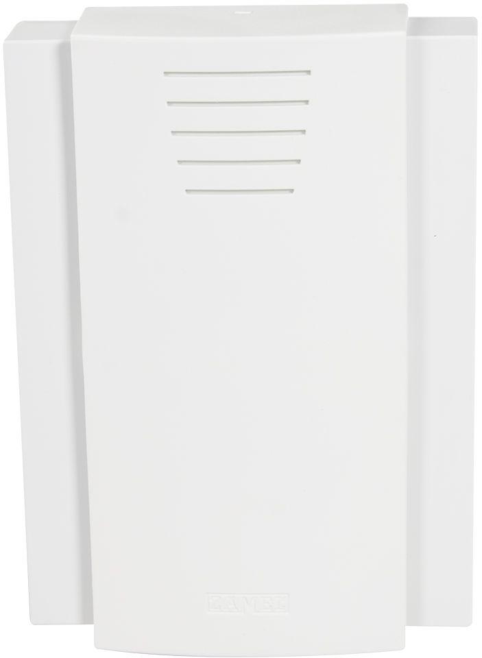 Звонок электромеханический Zamel ЛаргоGNS 208Характеристики:- электромеханический гонг,- корпус из пластмассы,- звук: два тона - Бим-Бам долго раздающиеся,- потребляемая мощность 11 Вт,- уровень звука: ок. 85dB.