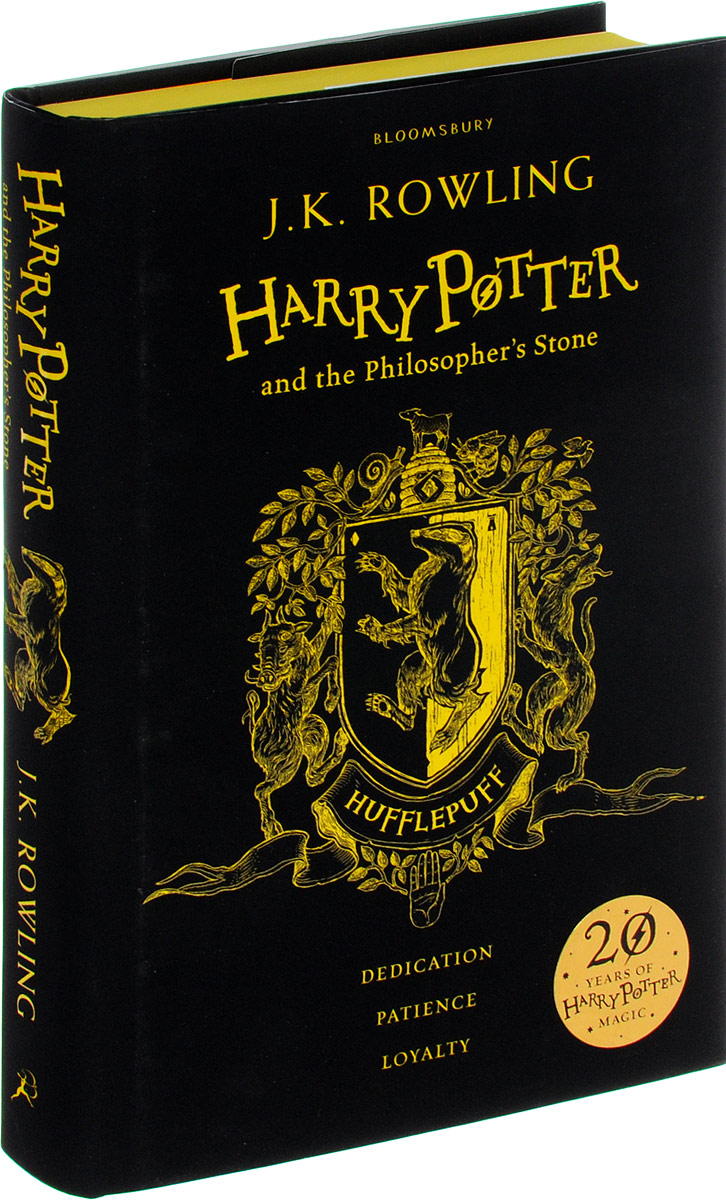 Harry Potter and the Philosopher's Stone: Hufflepuff Edition class the stone house