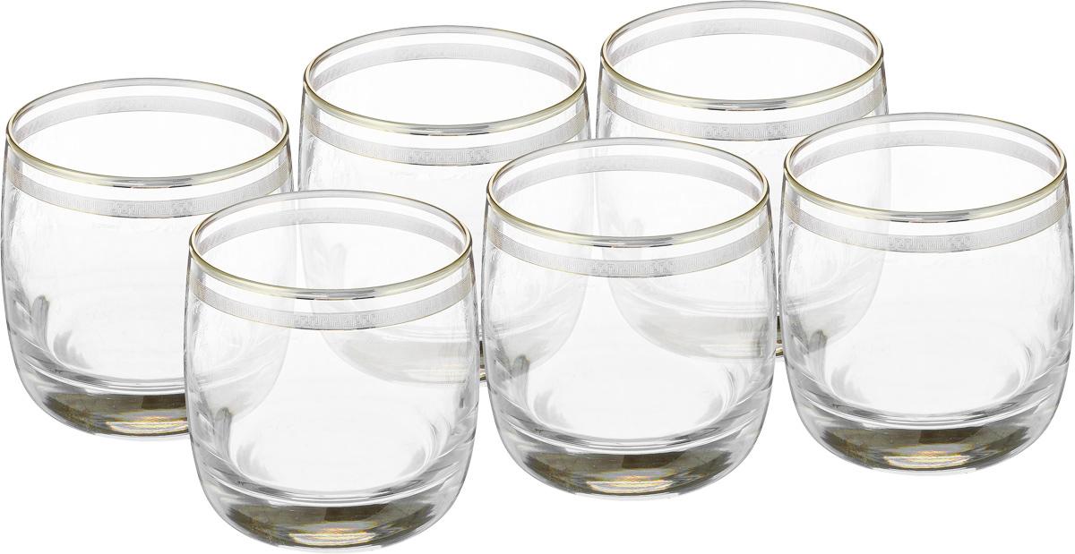 Набор стаканов Гусь Хрустальный Эдем. Каскад, 310 мл, 6 шт. TL40-808TL40-808Набор Гусь Хрустальный Эдем. Каскад состоит из шести стаканов, выполненных из прочного натрий-кальций-силикатного стекла. Изделия оформлены декоративным покрытием в виде изящных узоров. Прекрасно подходят для сока, воды, коктейлей и других напитков. Качество изготовления, сверкающий блеск и неповторимый дизайн сделают этот набор незаменимым на вашей кухне.Можно мыть в посудомоечной машине или вручную с использованием моющих средств, не содержащих абразивных материалов.Диаметр стакана (по верхнему краю): 7,5 см. Высота стакана: 8 см.