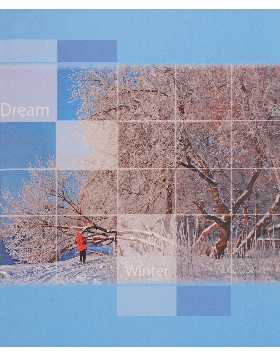 Staff Тетрадь Времена года Зима 48 листов в клетку402323_зимаТетрадь Staff Времена года. Зима для учебы и работы.Обложка, выполненная из плотного картона, позволит сохранить тетрадь в аккуратном состоянии на протяжении всего времени использования.Внутренний блок тетради, соединенный металлическими скрепками, состоит из 48 листов. Стандартная линовка в линейку голубого цвета дополнена полями.