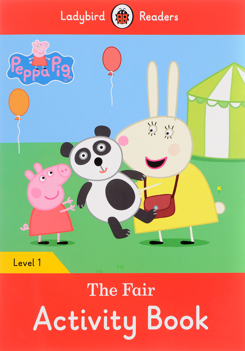 Peppa Pig: The Fair: Level 1 peppa pig little creatures level 1