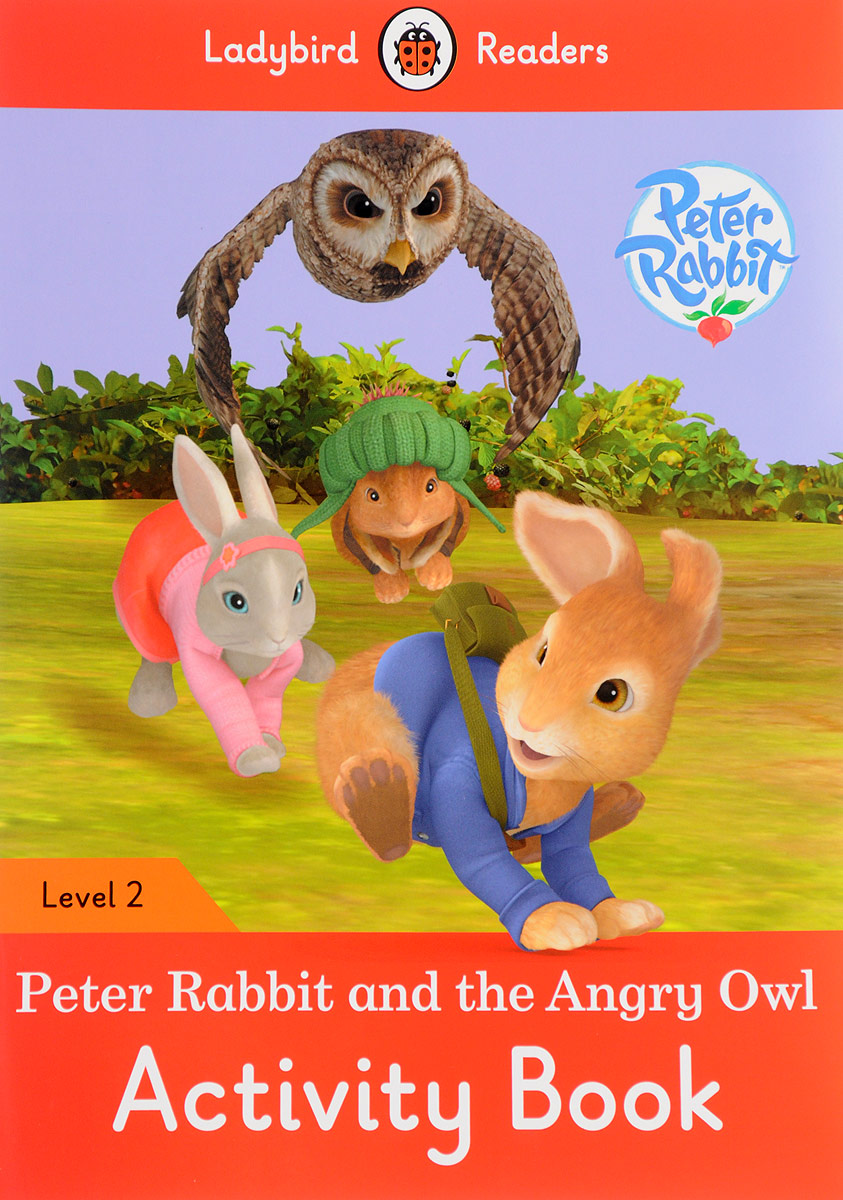 Peter Rabbit and the Angry Owl: Level 2 percy and the rabbit