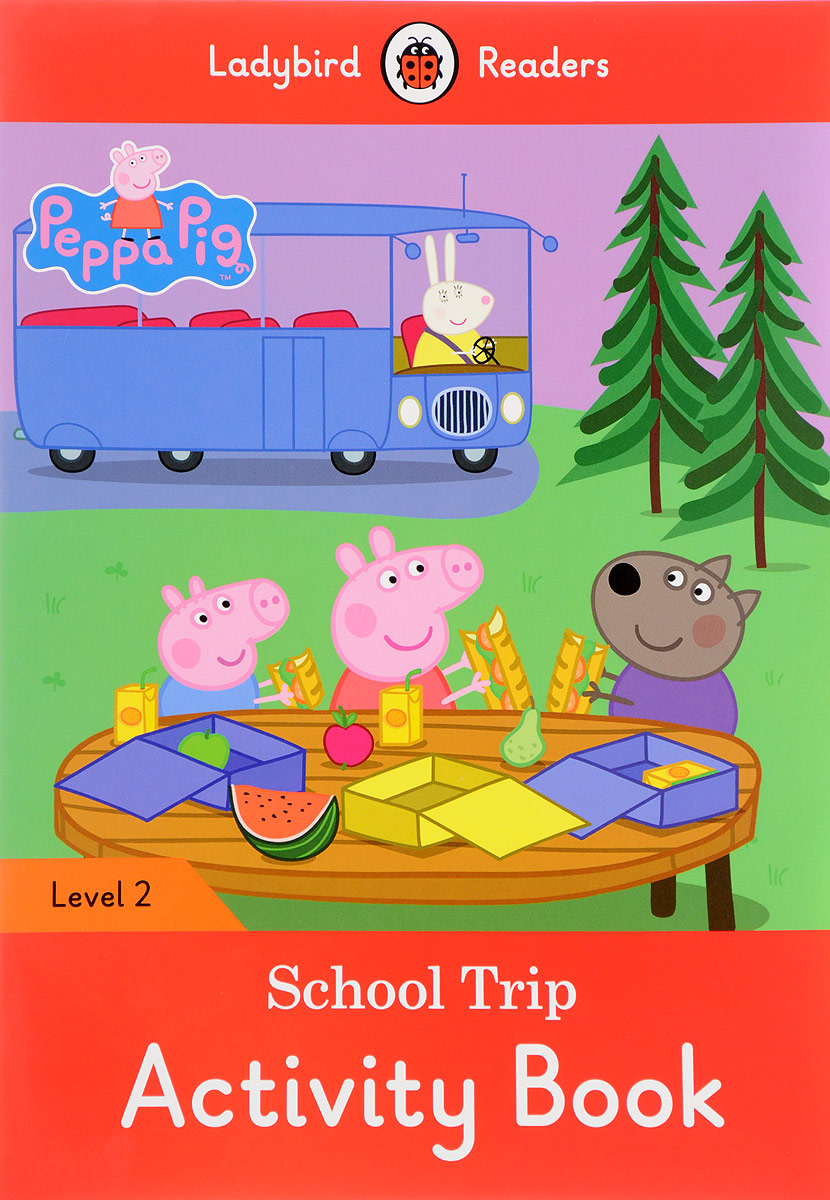 Peppa Pig: School Trip: Level 2
