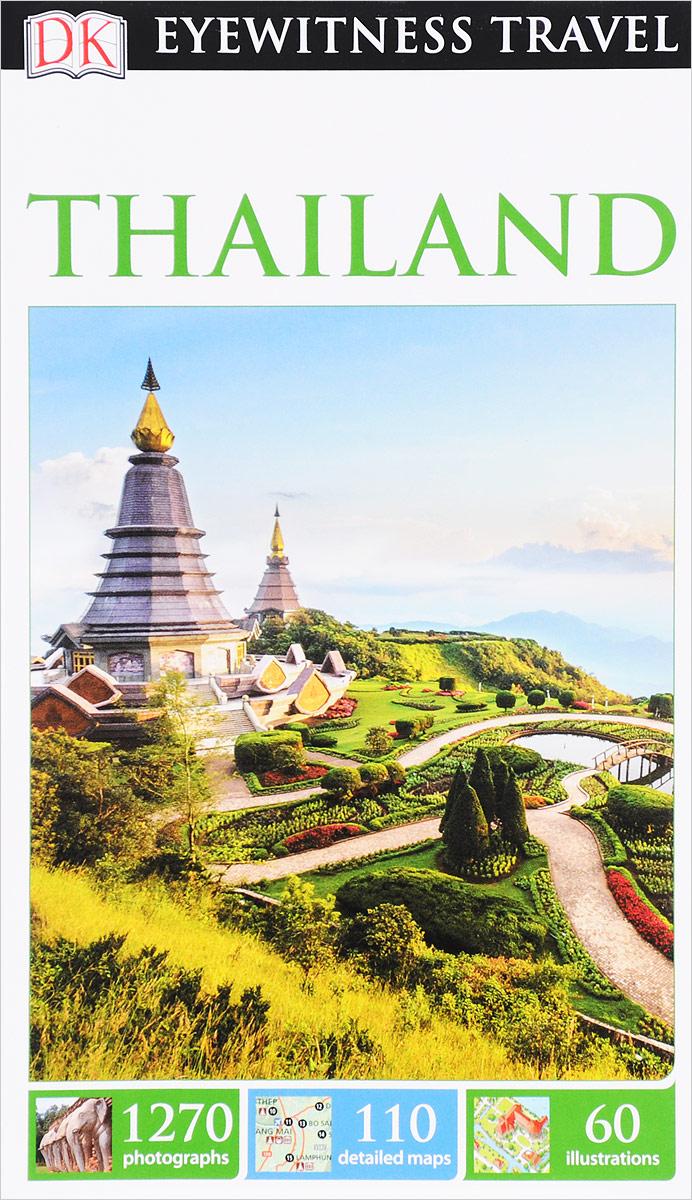Фото Thailand dk eyewitness top 10 travel guide scotland