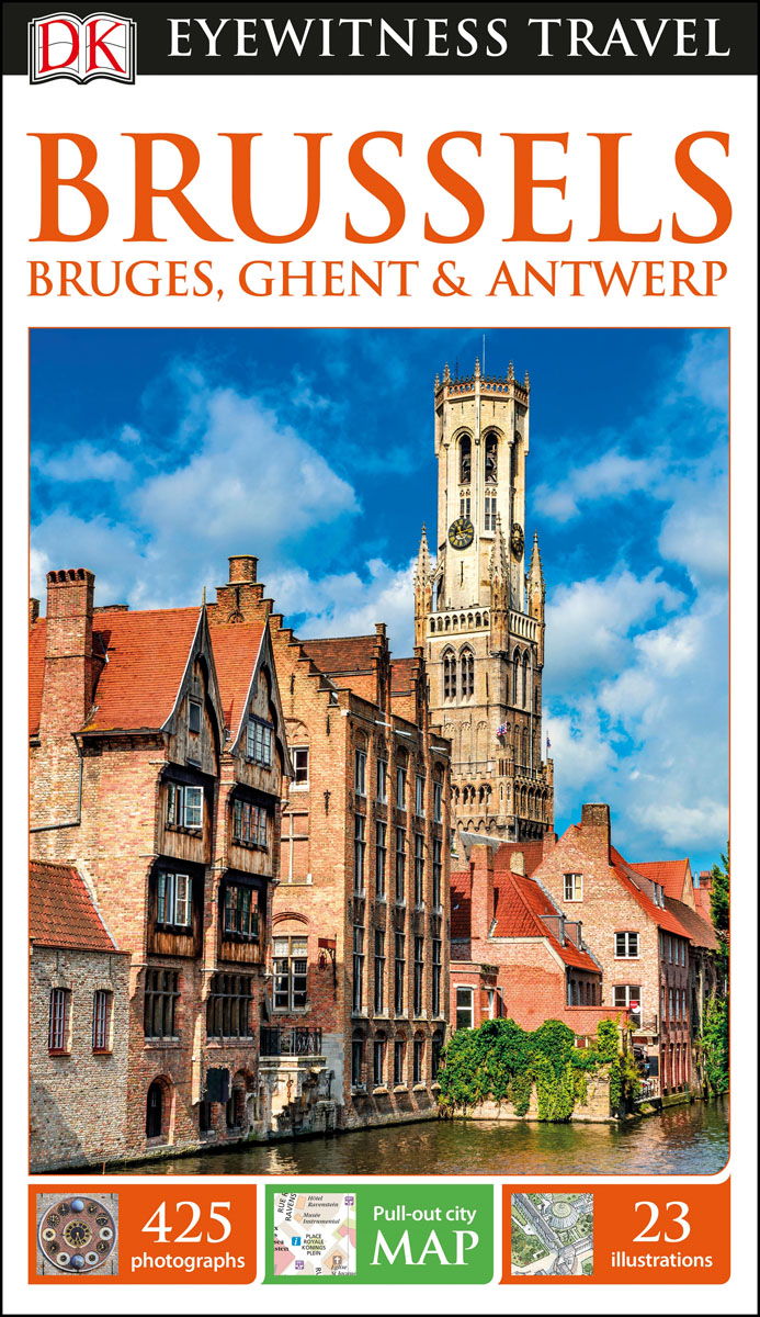 DK Eyewitness Travel Guide Brussels, Bruges, Ghent & Antwerp 30pcs in one postcard take a walk on the go dubai arab emirates christmas postcards greeting birthday message cards 10 2x14 2cm