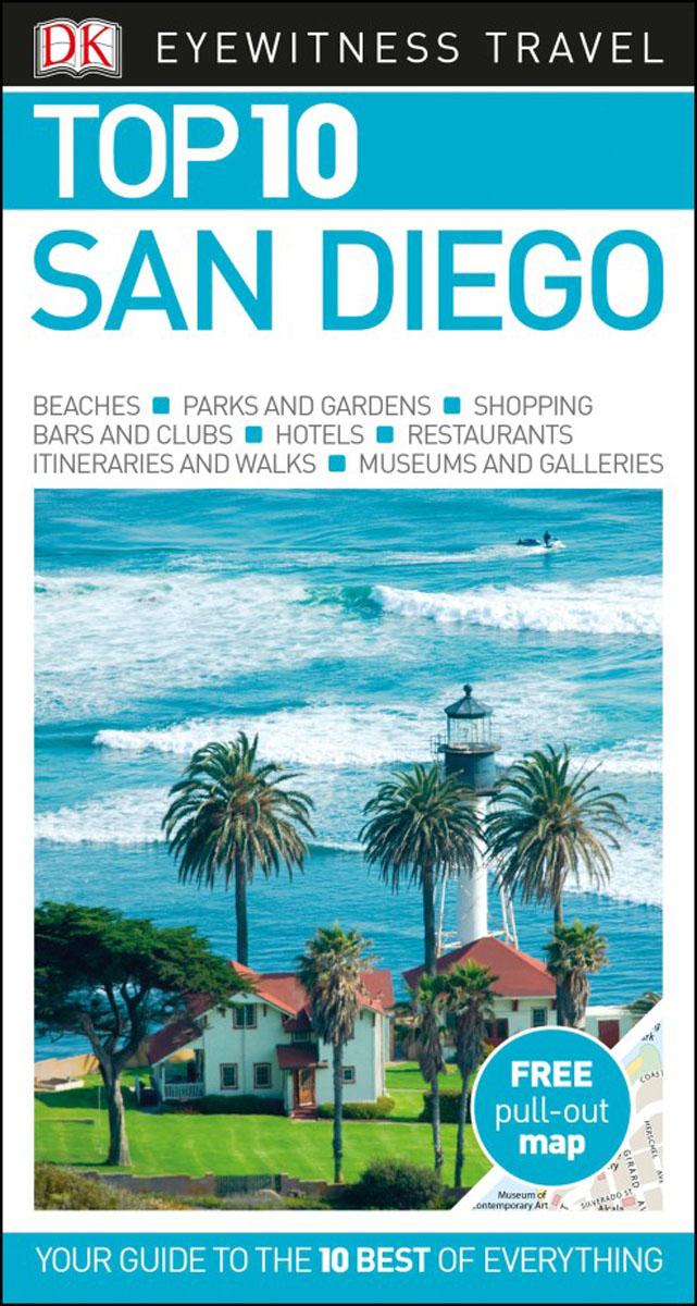Фото Top 10 San Diego dk eyewitness top 10 travel guide scotland