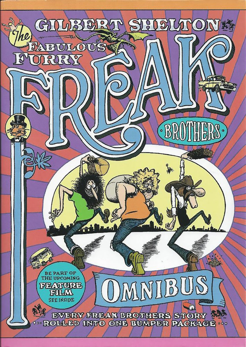 Freak Brothers Omnibus collected stories