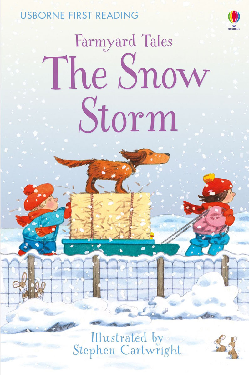 Farmyard Tales The Snow Storm farmyard tales the hungry donkey