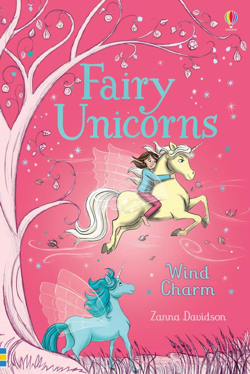 Fairy Unicorns Wind Charm fairy unicorns the magic forest