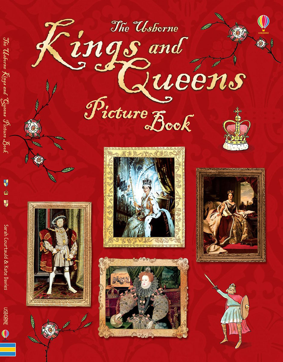 Kings and queens picture book grado rs2i