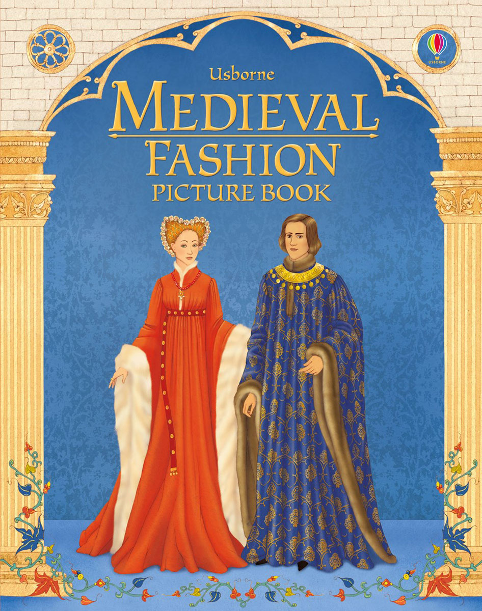 Medieval fashion picture book information ages