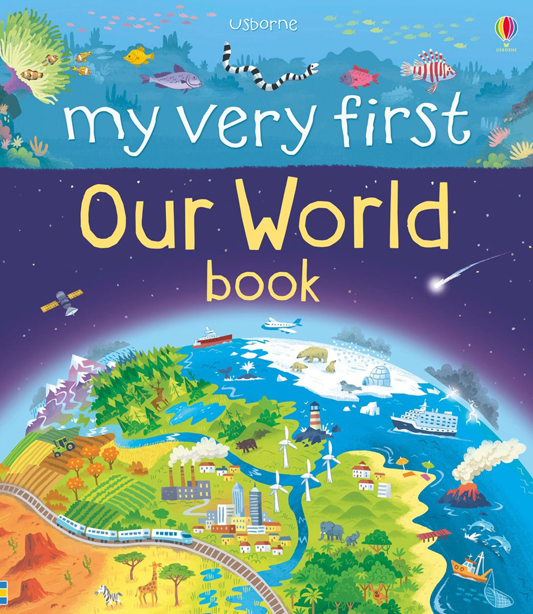 My very first our world book this little world