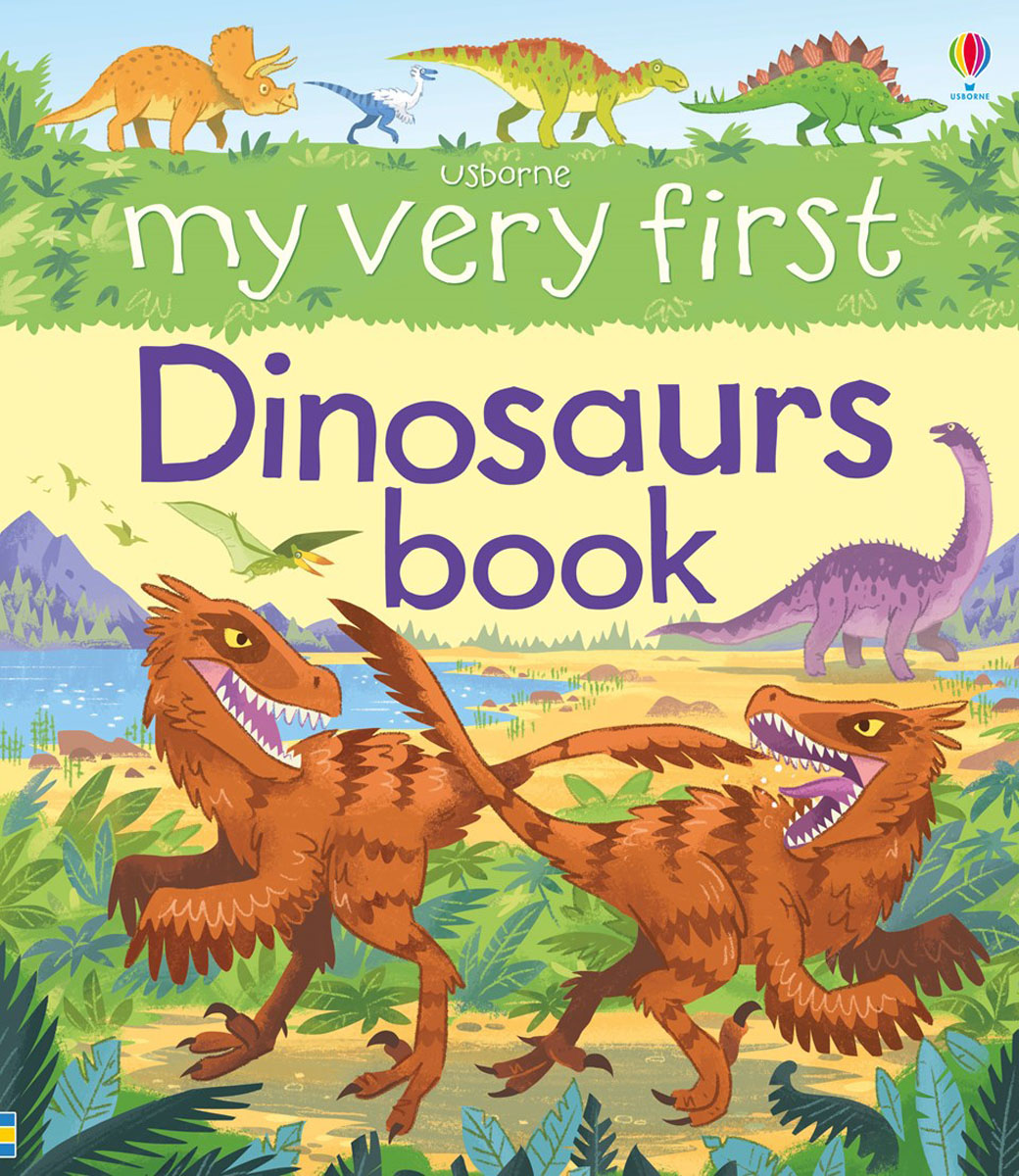 My very first dinosaurs book ultimate sticker book dangerous dinosaurs