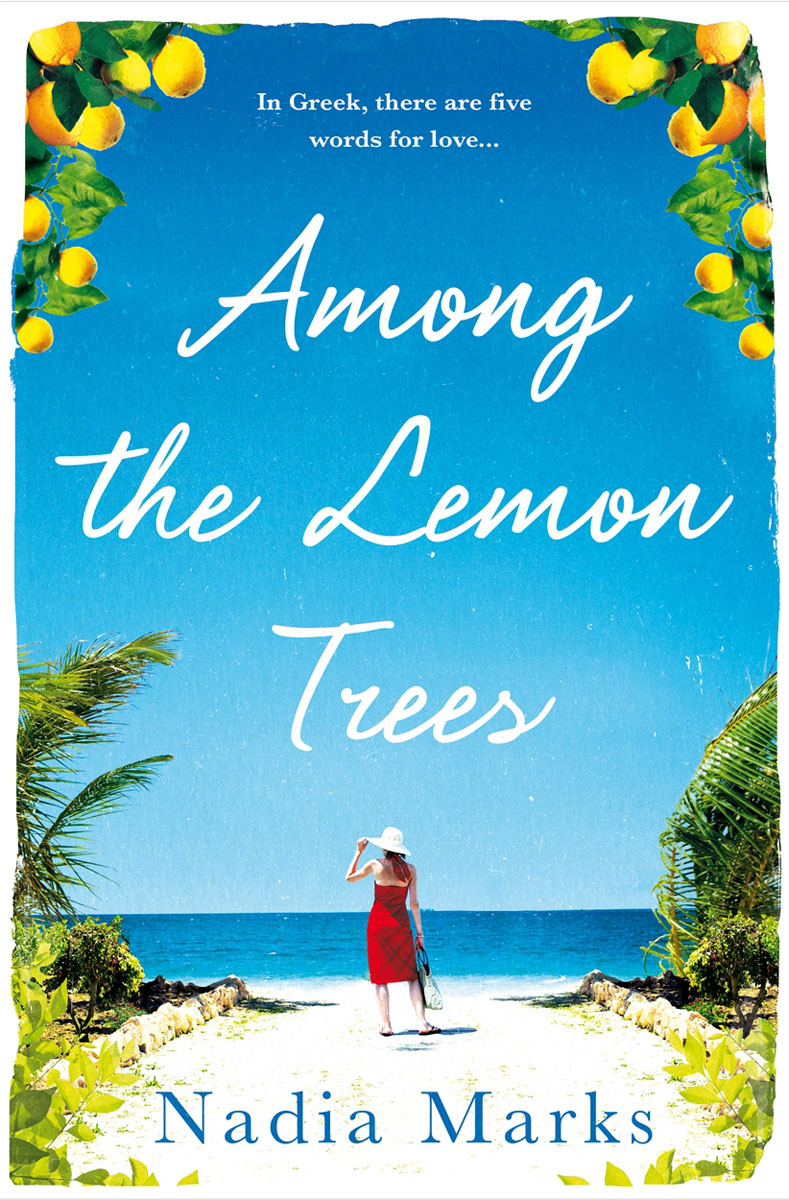 Among the Lemon Trees what she left