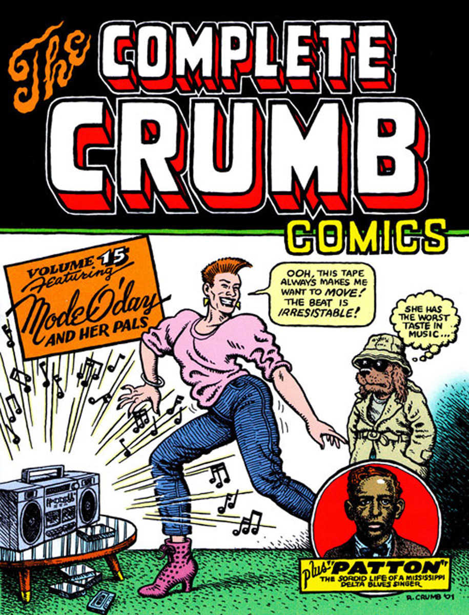 The Complete Crumb Comics Vol.15 the fast and the furious music from and inspired by the motion picture
