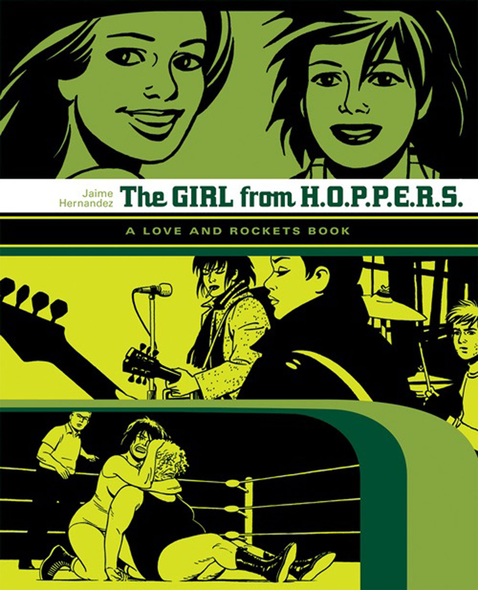 Love and Rockets: The Girl from Hoppers кеды sometime sometime so033awjbf33