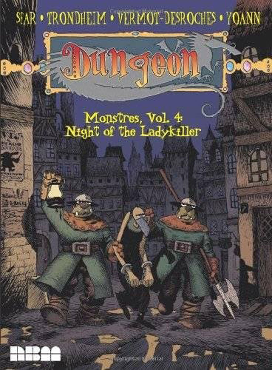 Dungeon Monstres Vol.4: Night of the Ladykiller irish setter is2847 raptor дешево