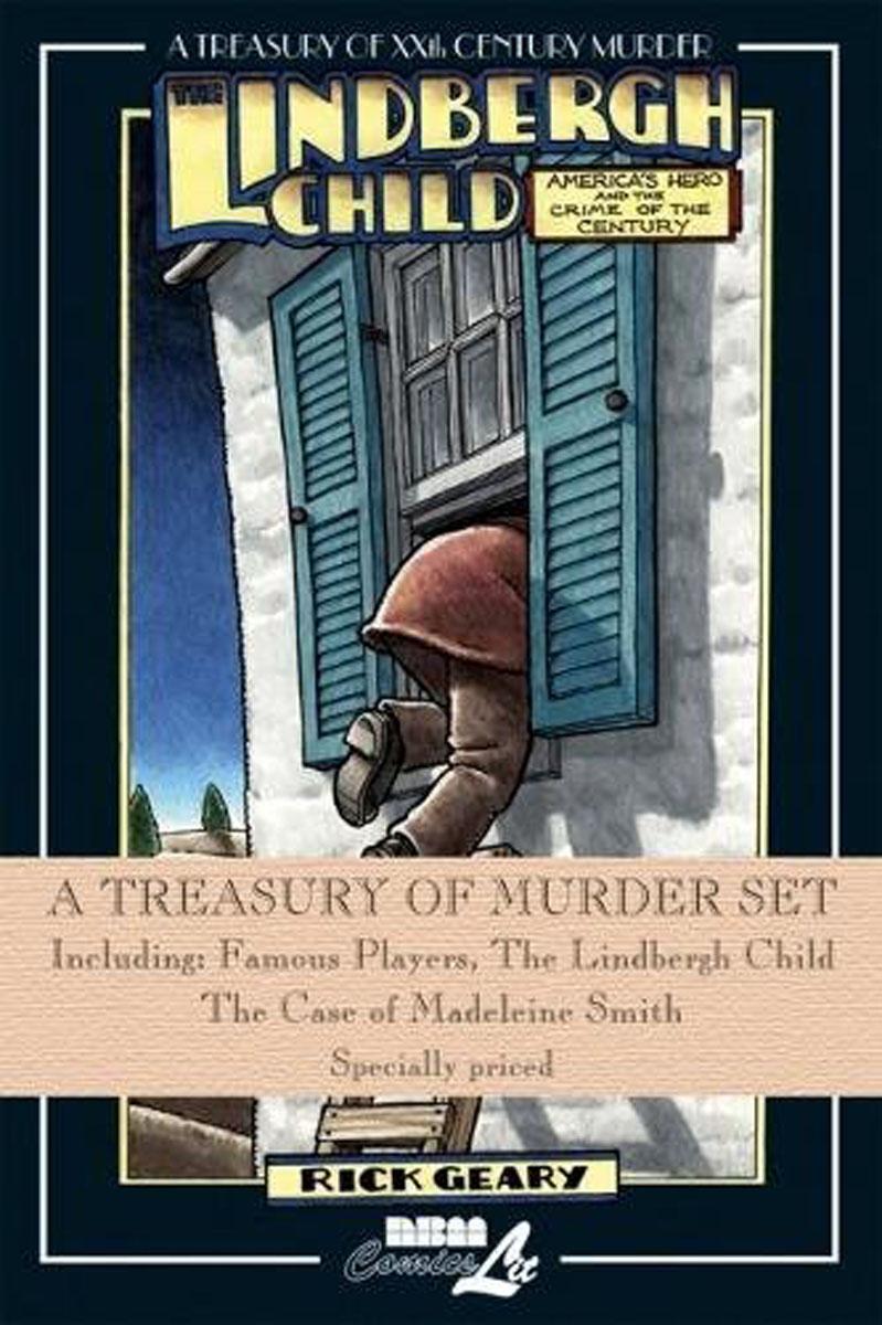 Treasury of Murder Set treasury of murder set