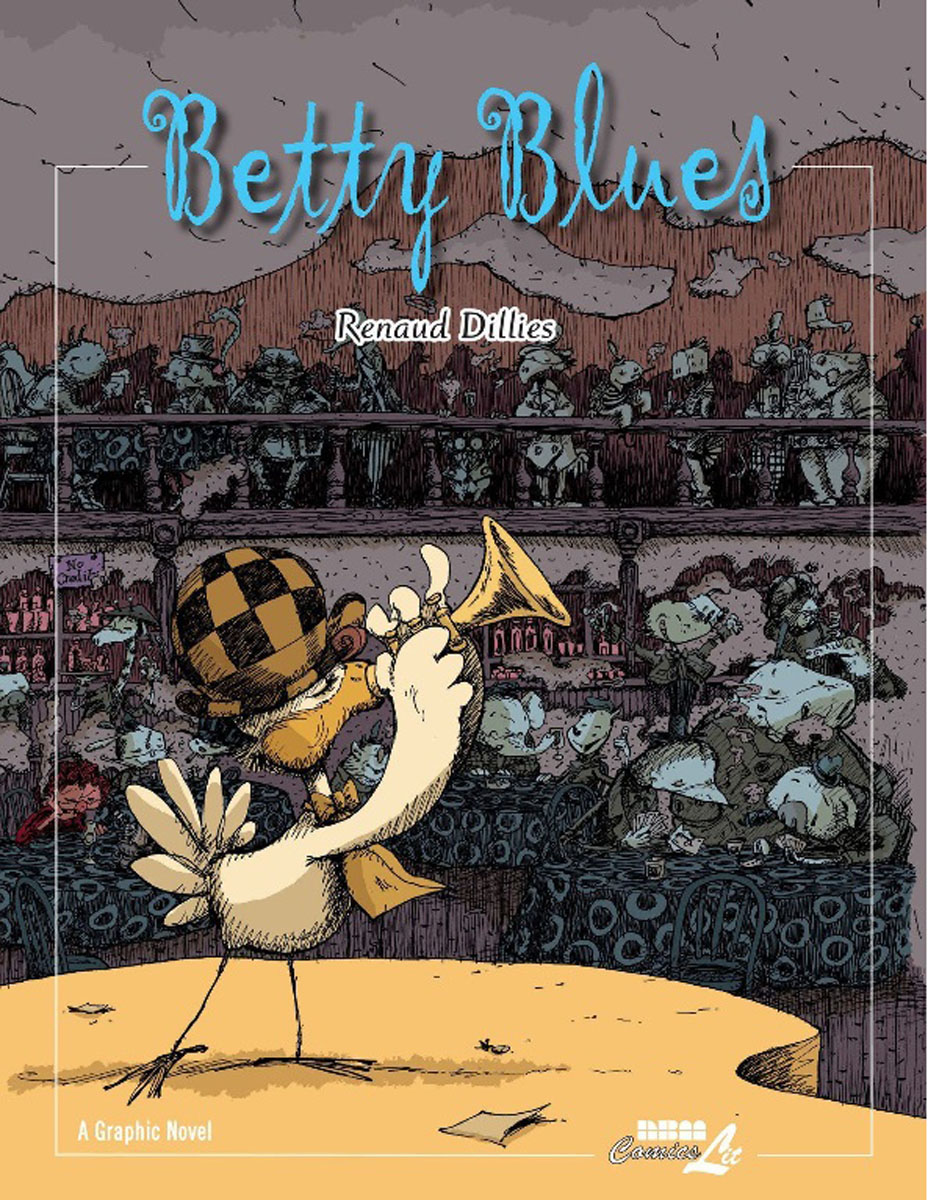 Betty Blues playing together